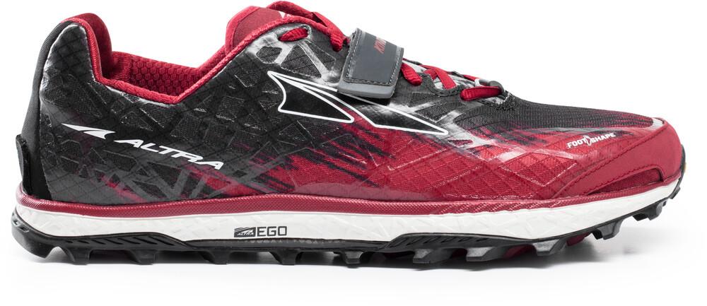 Altra Chaussures Rouges Avec Velcro Pour Les Hommes FySIw31